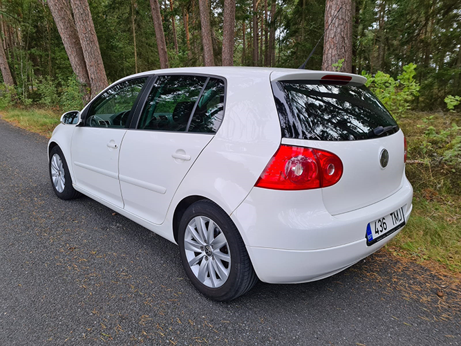 VW Golf GTI 1.4